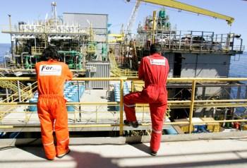 A Petrobras, operadora do bloco no qual tem 50% de participação --mesma fatia da Exxon