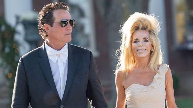 Joe Lara e sua esposa, Gwen Shamblin Lara, morreram na queda da aeronave