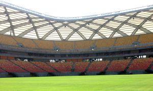 Jogo entre Brasil e Uruguai pelas Eliminatórias terá torcida na Arena da Amazônia