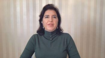 Líder da bancada feminina no Senado, Simone Tebet(MDB-MS) falou sobre representação em comissão de inquérito que conta apenas com titulares homens