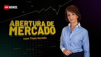 Ouça o Abertura de Mercado desta sexta-feira (4), com apresentação da comentarista de economia da CNN Thaís Herédia