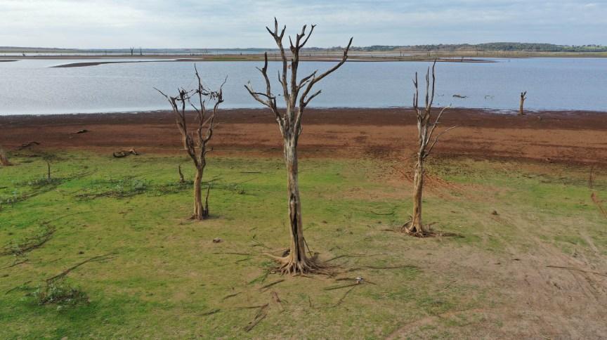 Região da Bacia do Paraná, que abrange os estados de MG, GO, MS, SP e PR