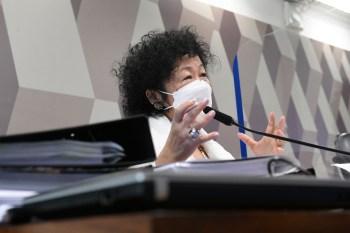Presidente da CPI da Pandemia também apresentou requerimento sobre repasses de recursos para empresas que tenham médica como sócia