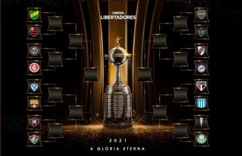 Chaveamento até a final foi definido nesta terça-feira (1º);  Atlético-MG, Flamengo, Fluminense, Inter, Palmeiras e São Paulo disputam o mata-mata