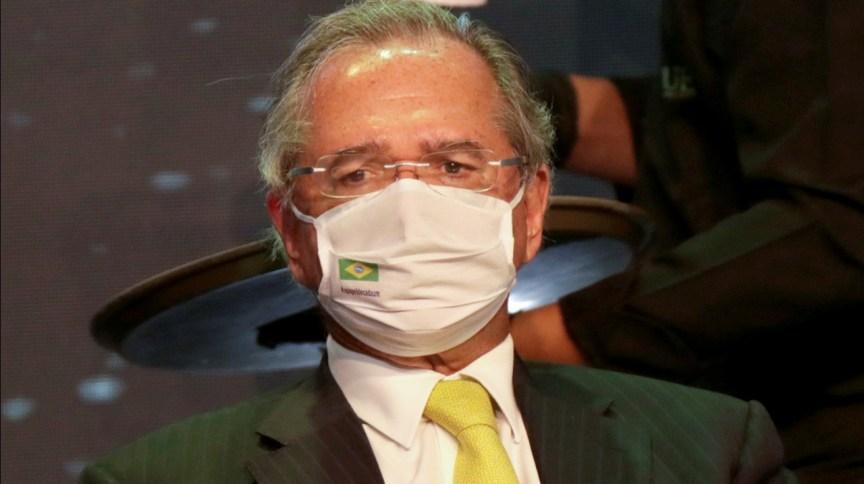 Paulo Guedes (imagem de arquivo: 08/12/2020)