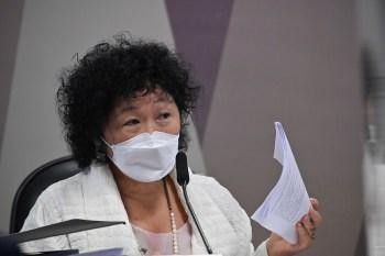 A oncologista afirma ter sido vítima de misoginia, preconceito às mulheres, e humilhação durante a oitiva na CPI da Pandemia