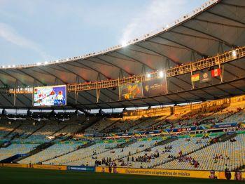 Estádio sediará a final do torneio; entidade vai realizar a troca parcial de algumas áreas do gramado