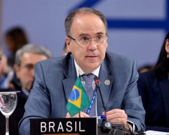 A nomeação de Fernando Simas Magalhães consta no Diário Oficial da União (DOU) desta quarta-feira (2); ele será braço direito do chanceler Carlos França