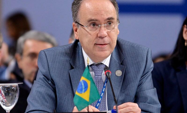 Fernando Simas Magalhães assumirá o cargo de secretário-geral do Itamaraty a partir desta sexta-feira (4)