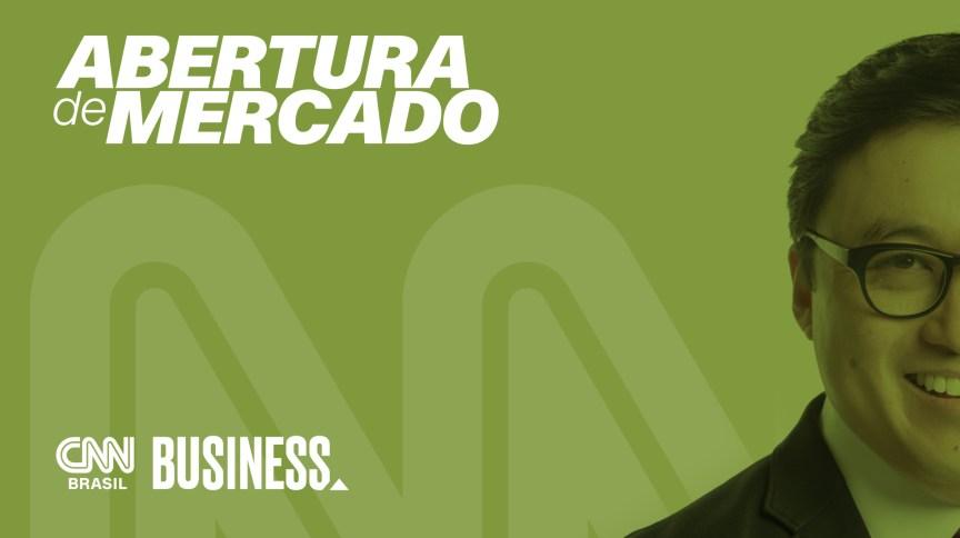 Capa do podcast Abertura de Mercado com LOGO BUSINESS