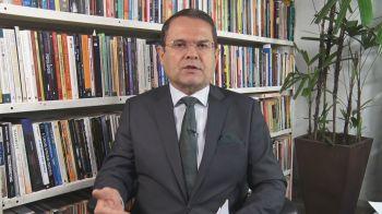 No Liberdade de Opinião desta quarta-feira (2), o jornalista criticou a existência de um eventual gabinete paralelo para o enfrentamento da Covid-19
