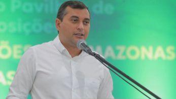 O governador Wilson Lima (PSC) foi alvo de operação da Polícia Federal na manhã desta quarta-feira (2); ele deverá comparecer à CPI no dia 10