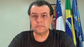 """Em entrevista à CNN, o senador Eduardo Braga afirmou que a ida do governador do estado, Wilson Lima, ao Senado é """"importante"""""""
