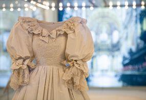 Peça usada pela princesa Diana será exibida pela primeira vez no Palácio de Kensington