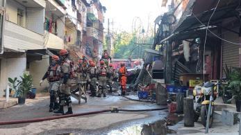 Segundo o prefeito do Rio, mecanismos de fiscalização de obras irregulares e regras para construção 'foram abandonados nos últimos quatro anos'