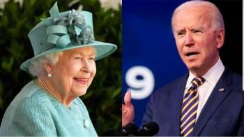 Encontro será privado entre a monarca, o presidente e primeira-dama norte-americanos no Castelo de Windsor, na Inglaterra