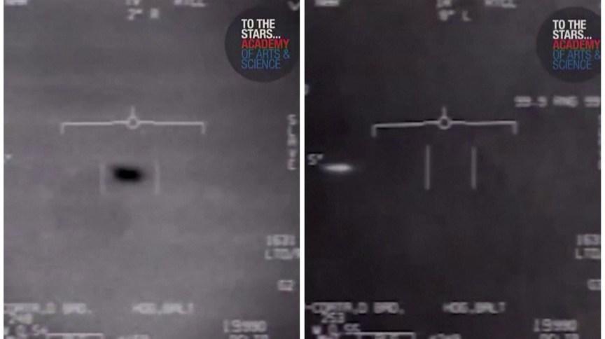 Inteligência dos EUA não encontrou evidência de que OVNIs avistados pela Marinha seriam espaçonaves alienígenas