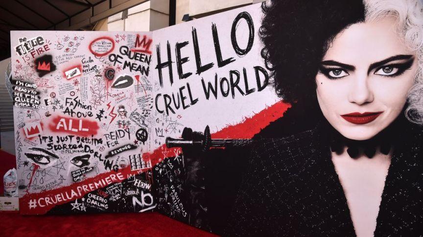 Cruella, o filme que conta a origem da vilã