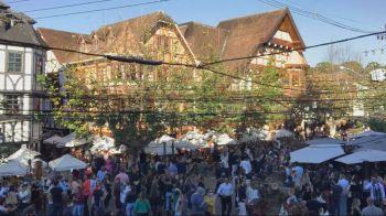 Força tarefa interditou uma festa clandestina com 600 pessoas neste sábado (5)