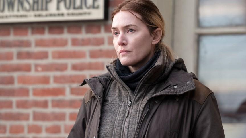 Kate Winslet em 'Mare of Easttown' da HBO