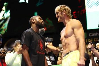 Ex-lutador profissional enfrenta o youtuber neste domingo (6), a partir das 19h, em Miami; especialistas mostram preocupação com futuro do esporte