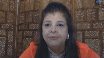 Luiza Helena Trajano, do conselho da rede de lojas de varejo Magazine Luiza, concedeu entrevista para a CNN