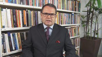 No Liberdade de Opinião desta segunda-feira, o jornalista analisa a denúncia de assédio contra o presidente afastado: 'Não vejo condições de governabilidade'