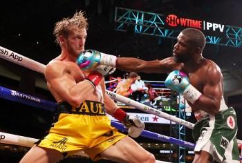 Youtuber resistiu aos ataques do ex-pugilista profissional nos 8 rounds disputados em Miami; agora, Mayweather quer enfrentar Jake Paul, irmão de Logan