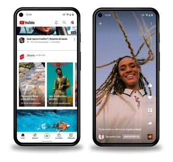 A nova modalidade dá opção de criar vídeos mais curtos assim como no app chinês