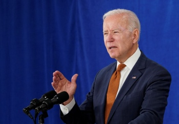 Presidente dos Estados Unidos assumiu esse compromisso durante encontro com o presidente ucraniano, Volodymyr Zelensky