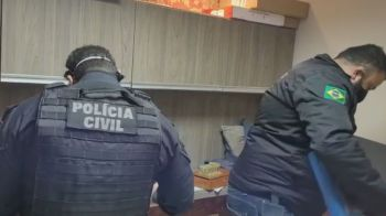 Prejuízo causado pelo grupo às vítimas dos crimes pode chegar a R$ 6 milhões, segundo a polícia