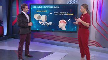 No quadro Correspondente Médico, neurocirurgião Fernando Gomes explicou como funciona o remédio