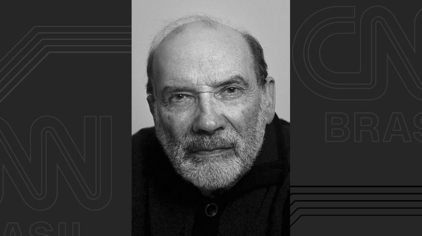 O escritor e filósofo Ruy Fausto