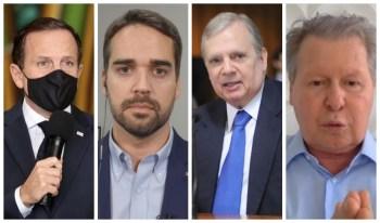 Diretórios de São Paulo e Minas Gerais divergem a respeito do peso de filiados e mandatários na escolha do candidato