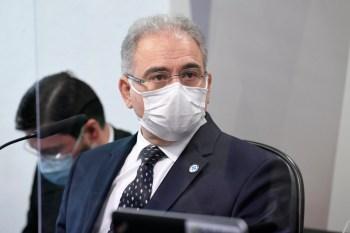Os senadores do G7 avaliam que Marcelo Queiroga demonstrou diversas vezes não ter autonomia para conduzir a pasta
