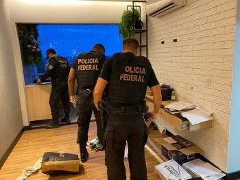 Objetivo da segunda fase da Operação Carga Viva é investigar a movimentação financeira e patrimonial da organização criminosa