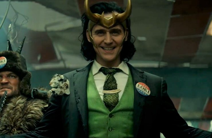 Série 'Loki' chega ao streaming
