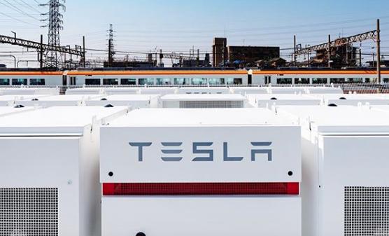 Instalações da Tesla em Osaka, no Japão (26.mar.2019)