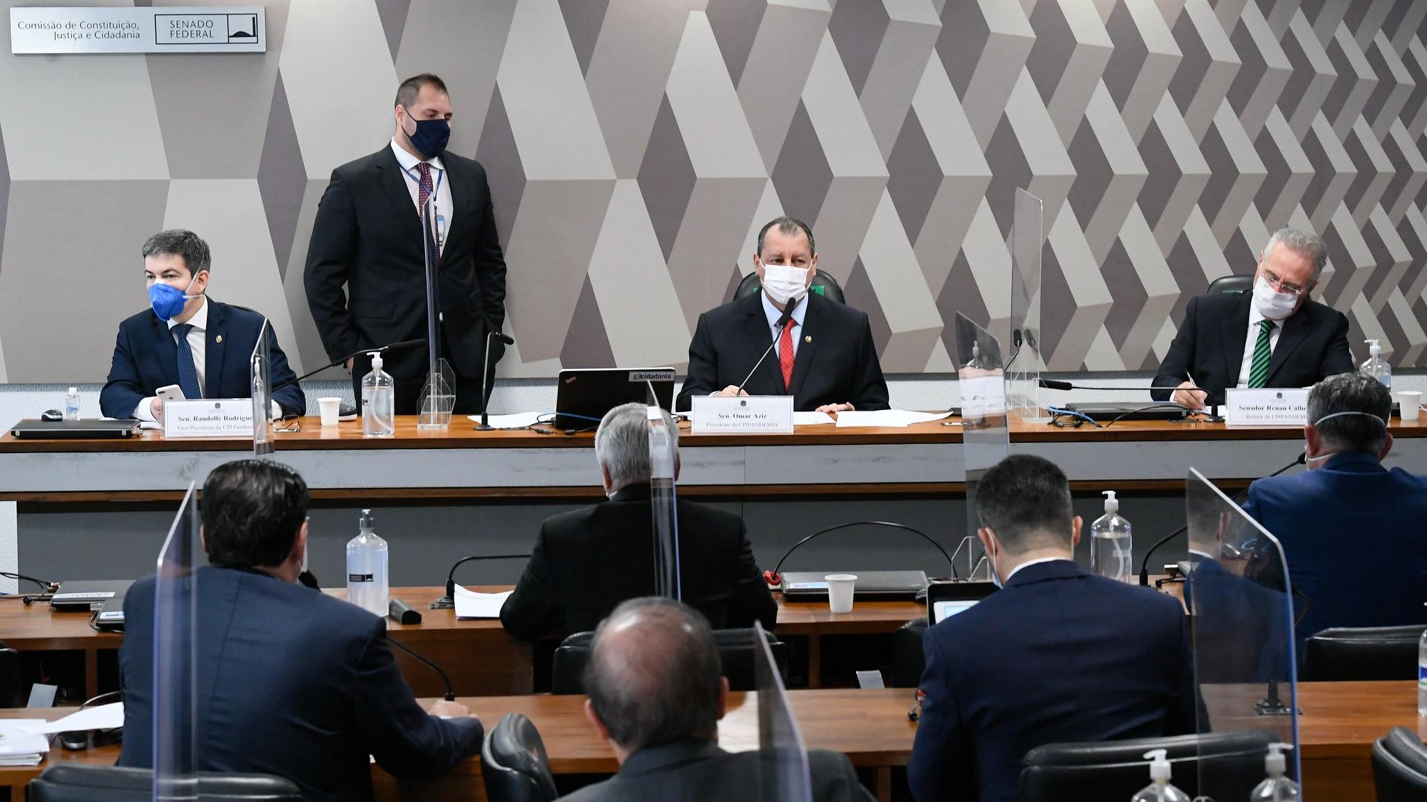 CPI da Pandemia aprovou 23 pedidos de quebra de sigilo