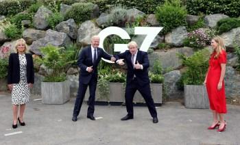 A questão estará em pauta quando os líderes do G7 debaterem como ajudar a direcionar a recuperação mundial para longe da pandemia de coronavírus