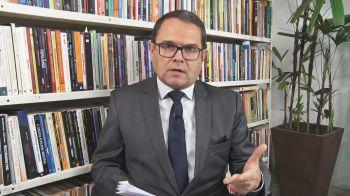 No quadro Liberdade de Opinião, jornalista analisou falas do presidente sobre querer banir uso de máscara para quem é vacinado ou já teve Covid-19