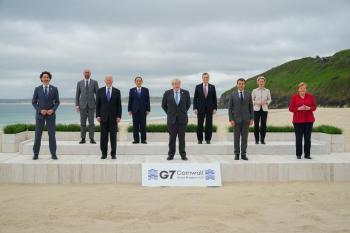 Mais de 130 países concordaram em elaborar novas regras sobre onde as empresas são tributadas, dizem líderes mundiais