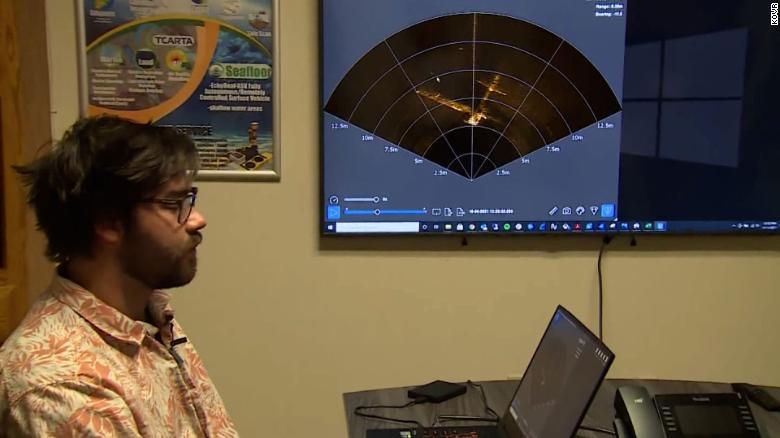 Jeff Riley, da Seafloor Systems