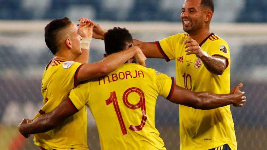 Estreia da Colômbia na Copa América foi marcada por vitória de 1 a 0 sobre o Equador