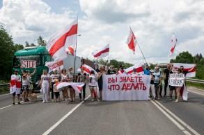 Presidente letão Gitanas Nauseda afirma que aliança militar ocidental precisa se unir para dissuadir Moscou de influenciar governo de Aleksandr Lukashenko