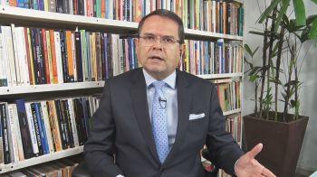 No quadro Liberdade de Opinião, Sidney Rezende analisou passeio de moto que presidente da República, acompanhado de ministros, fez em SP no fim de semana
