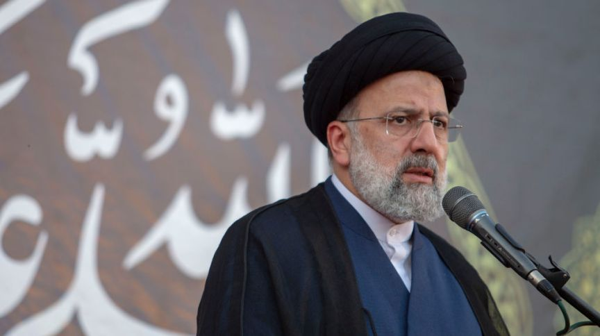 Raisi é o novo presidente iraniano