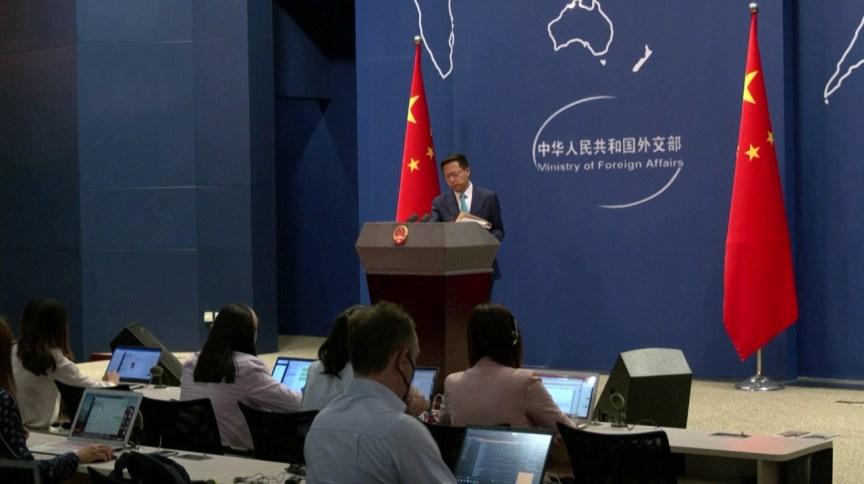 Diplomatas chineses dizem que país não representa 'ameaça sistêmica' para outras nações
