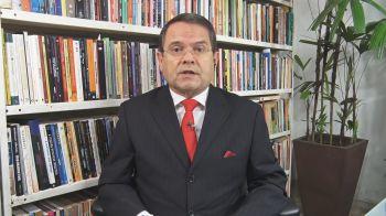 No quadro Liberdade de Opinião, Sidney Rezende comentou a expulsão do deputado federal Rodrigo Maia do partido Democratas (DEM)