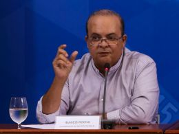Após decisão do governador Ibaneis Rocha (MDB), presidentes da Câmara e do Senado anunciam medidas de restrição nos prédios do Congresso Nacional